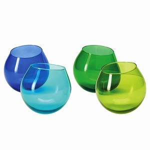 LSA Hula Cool Colours Tumblers 8.9oz / 250ml