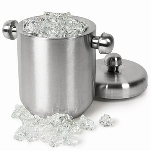 Double Walled Ice Bucket