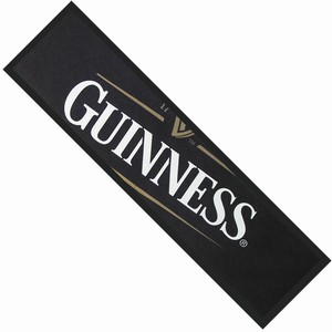 Guinness Wetstop Bar Runner
