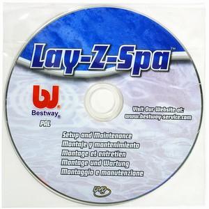 Bestway Lay Z Spa Setup DVD