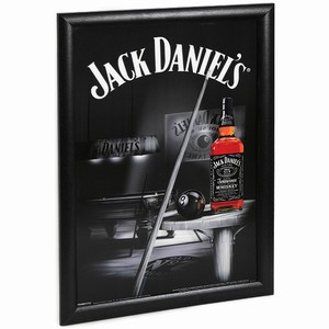 Jack Daniel's Hologram Framed Picture