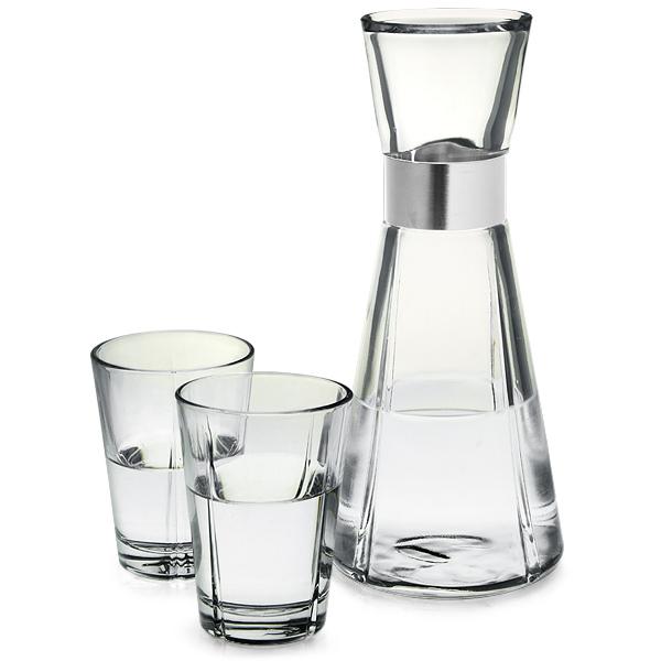 rosendahl grand cru water carafe tumblers 800ml drinkstuff. Black Bedroom Furniture Sets. Home Design Ideas