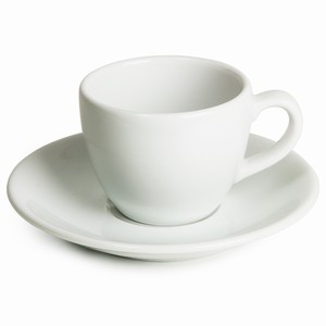 Royal Genware Espresso Cups and Saucers 3oz / 90ml