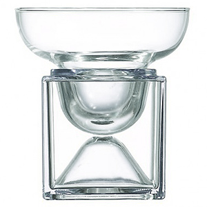 Cubik Margarita Cocktail Glasses 9.5oz / 270ml