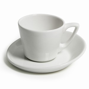 Steelite Sheer Cone Espresso Cup & Saucer 3oz / 85ml