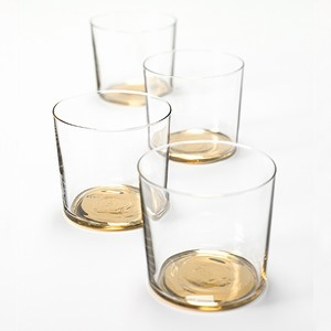 LSA Coro Gold Tumblers 10.9oz / 310ml