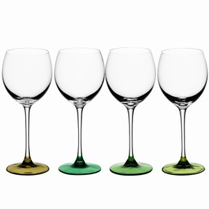 LSA Coro Leaf Wine Glasses 14oz / 400ml
