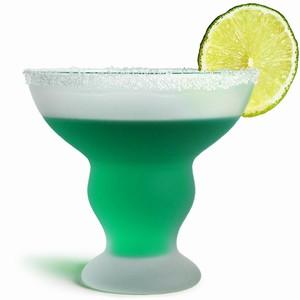 Fiesta Frosted Margarita Glasses 9oz / 270ml