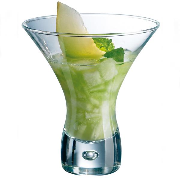 Cancun Cocktail Glasses 8.5oz / 240ml   Martini Glasses Durobor Glassware - Buy at Drinkstuff