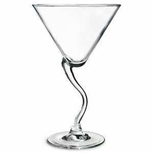 Euphoria Verre A Martini Cocktail Glasses 9.8oz / 280ml