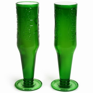 Carlsberg Beer Bottle Goblets 11.3oz / 320ml