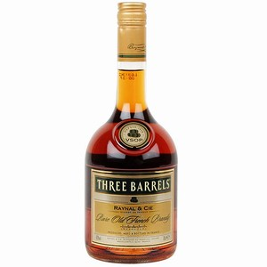 Three Barrels Brandy