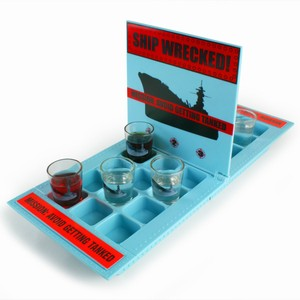 Battleships Drinking Game