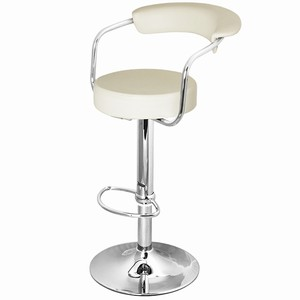 Zenith Bar Stool Cream