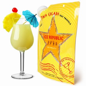 Ice Republic Pina Colada Cocktail Mixer