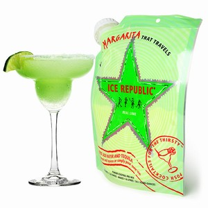 Ice Republic Lime Margarita Cocktail Mixer