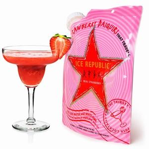 Ice Republic Strawberry Daiquiri Cocktail Mixer