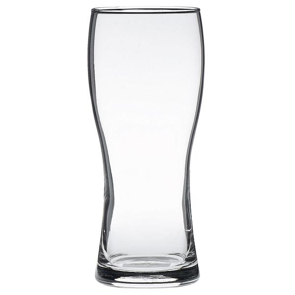 Prague Pint Beer Glasses 21 8oz / 620ml | Drinkstuff ®