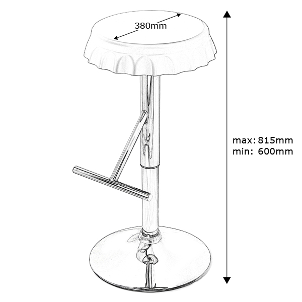 Bottle Top Bar Stools Talentneeds Com
