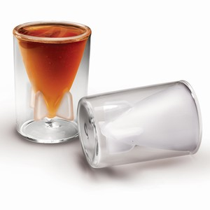 Bombs Away Shot Glasses 2.1oz / 60ml