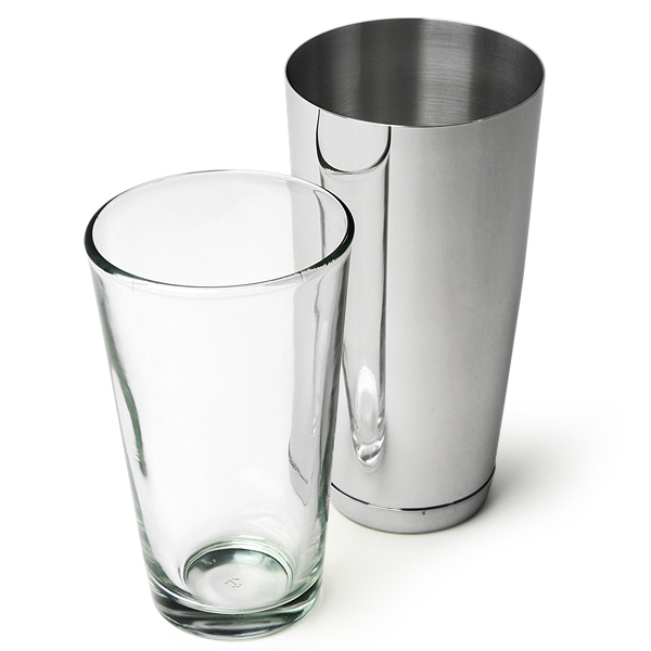 Boston Shaker Glasses