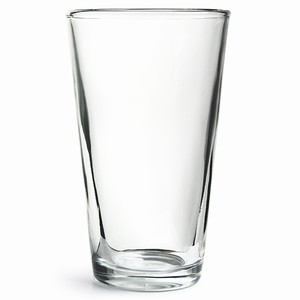 Mako Large Tin Boston Cocktail Shaker Glass Only