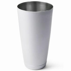 Professional Boston Cocktail Shaker White Tin Only