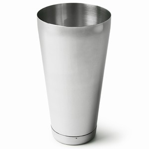 Mako Large Tin Boston Cocktail Shaker Tin Only