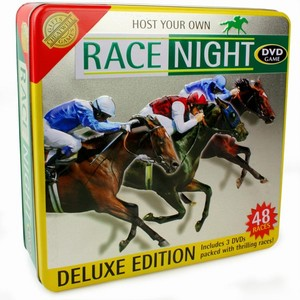 Race Night: DVD Deluxe Edition