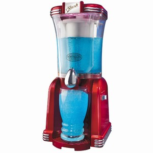 Retro Slush Maker Machine