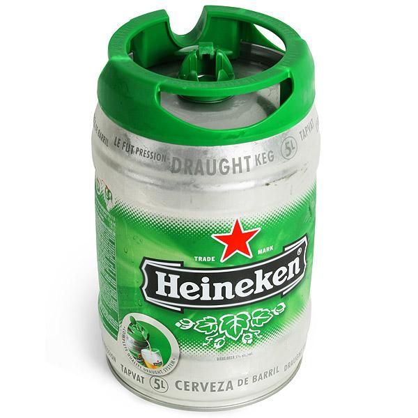 Heineken Draught Keg   Drinkstuff