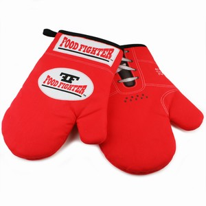Food Fighter Oven Mitts