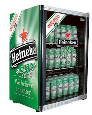 Heineken Undercounter Chiller Drinkstuff