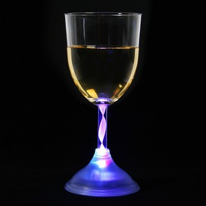 Seven Colour Change Wine Glass 11.3oz / 320ml