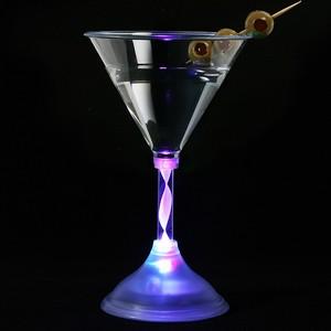 Seven Colour Change Cocktail Glass 8oz / 230ml