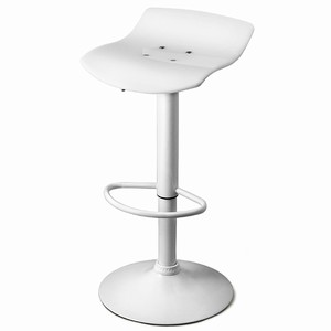 Casper Bar Stool White