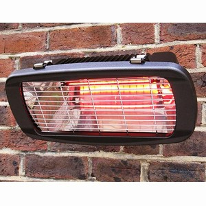 Heatmaster Royal U4IP-R13 Ruby Patio Heater