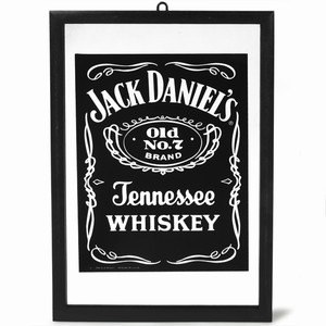 Jack Daniel's Black Label Mirror