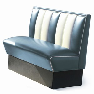 Hollywood Booth Seat Blue