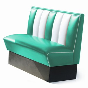 Hollywood Booth Seat Turquoise