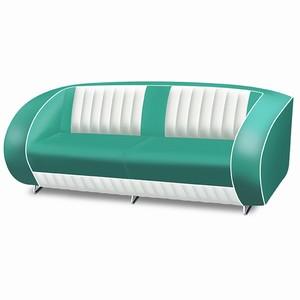 Eldorado Sofa Turquoise