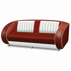 Eldorado Sofa Ruby