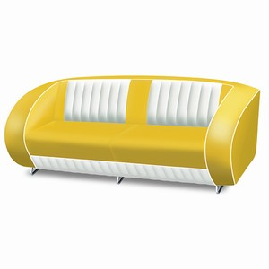 Eldorado Sofa Yellow