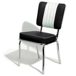 Shelby Diner Chair Black