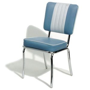 Shelby Diner Chair Blue