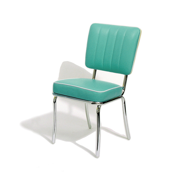 Mustang Diner Chair Turquoise