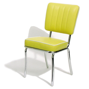 Mustang Diner Chair Yellow