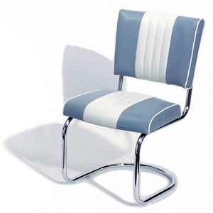 Cadillac Diner Chair Blue