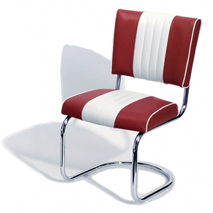 Cadillac Diner Chair Ruby