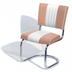 Cadillac Diner Chair Rose